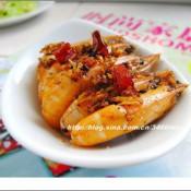 避风塘椒盐虾