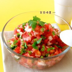 番茄沙沙酱