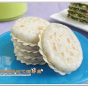 茴香苗小菜饼