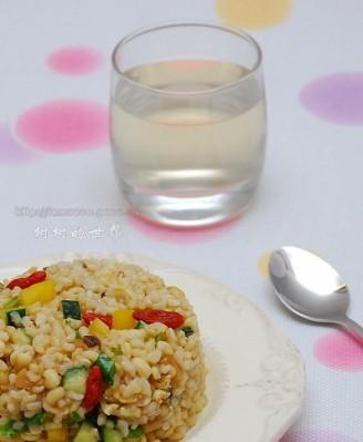 发芽豆子糙米饭的做法