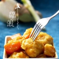 浓香咖喱鱼丸