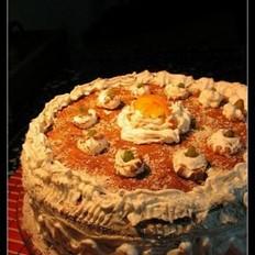 色拉油鸡蛋蛋糕