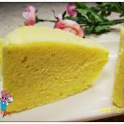 杯烤玉米面蛋糕