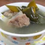 冬瓜海带排骨汤的做法
