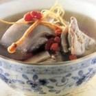 老姜枸杞羊肉保健汤