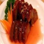 糯米桂花藕