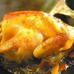 五香油酱鸡的做法