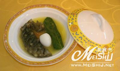 海参汤的做法 :气血双补治疗的饮食 - 为谁向天乞怜哀 - 一梦千寻 的博客