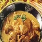 特色咖喱鸡
