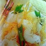 海藻魔芋丝的做法