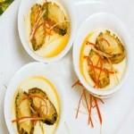 鲍鱼炖水蛋