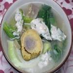 潺菜鱼滑汤