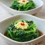 补肝养血-姜汁菠菜