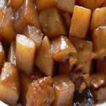 黑椒土豆丁