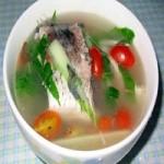 鲫鱼绿豆汤