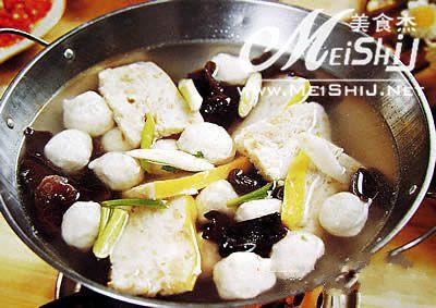 三鲜火锅的做法 菜谱