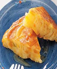 桂花南瓜饼