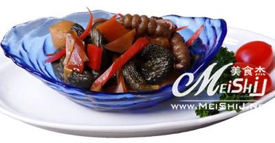 打印玉堂酱菜的美食(做法杰)排骨炖芸豆放蒜么图片