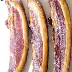 四川腊肉的做法