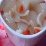糖水百合汤