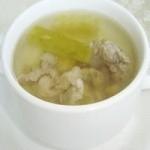 苦瓜猪瘦肉汤