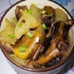 莴苣鳝鱼片