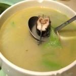 鲢鱼丝瓜汤