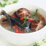 砂锅枸杞乌鸡