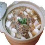 萸肉苁蓉羊肉汤