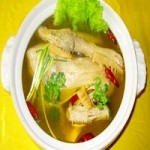 胡椒炖老鸭汤