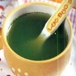 韭菜汁姜汁炖牛奶