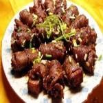 五香牛肉卷