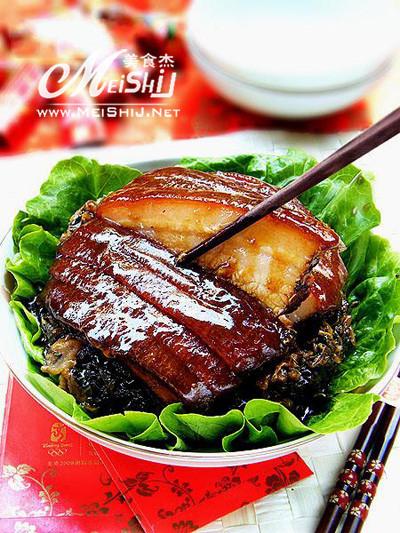 ...梅菜扣肉煲的讨论   :霉干菜忌于羊肉同食,否则会导致胸闷. ...