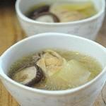 香菇冬瓜汤
