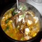 豆腐炖狗肉
