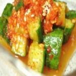 大黄瓜泡菜