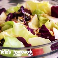 凉拌蔬菜沙拉