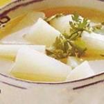 玻璃萝卜汤