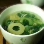 三鲜苦瓜汤