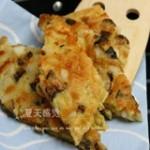 墨鱼香菇饼