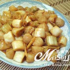 腐竹鲜贝粥