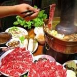 火锅涮羊肉的做法