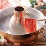 火锅涮羊肉