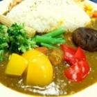 日式蔬菜咖喱