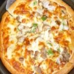 番茄牛肉pizza
