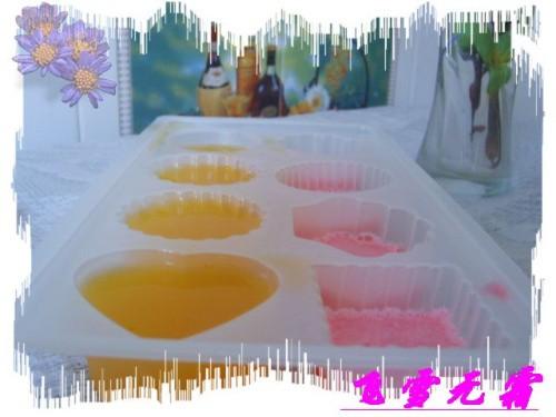 果冻的做法白凉粉图片