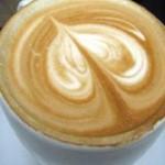 拿铁咖啡冲泡法的做法
