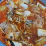 韩国泡菜火锅的做法