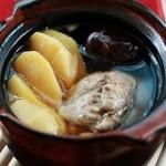 苹果蜜枣瘦肉汤