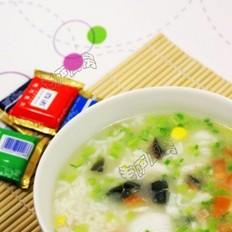 银鳕鱼菜泡饭